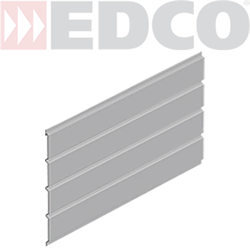 edco solid soffit isometric